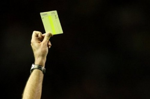 yellow-card